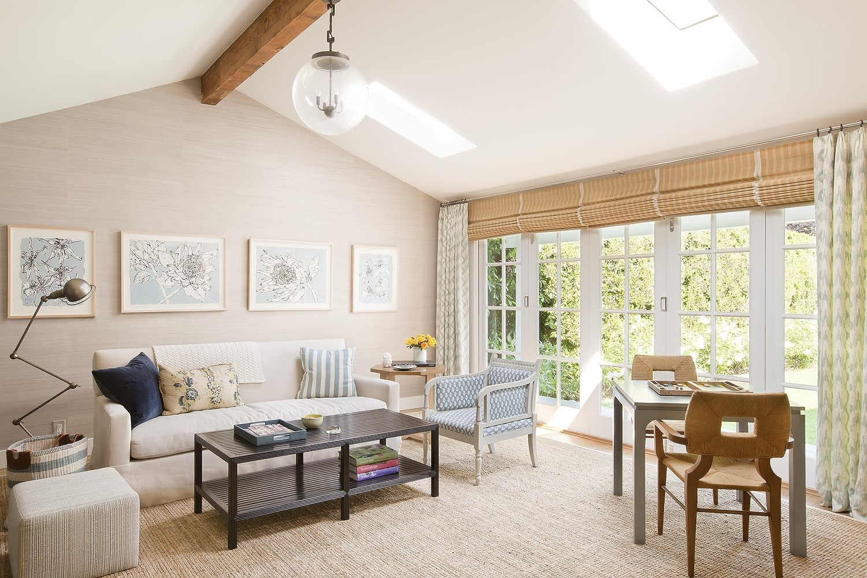 neutral paint colors for home- Christine Markatos Design